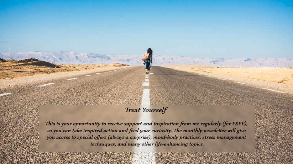 Treat Yourself - It's Your Road