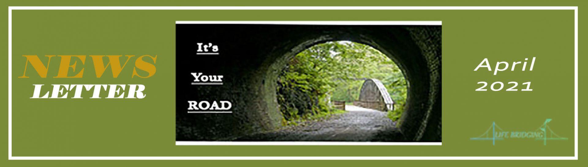 Life Bridging April Newsletter 2021